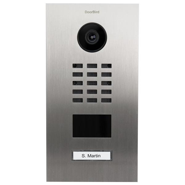 DoorBird IP Video Türstation D2101V in 55 Farben
