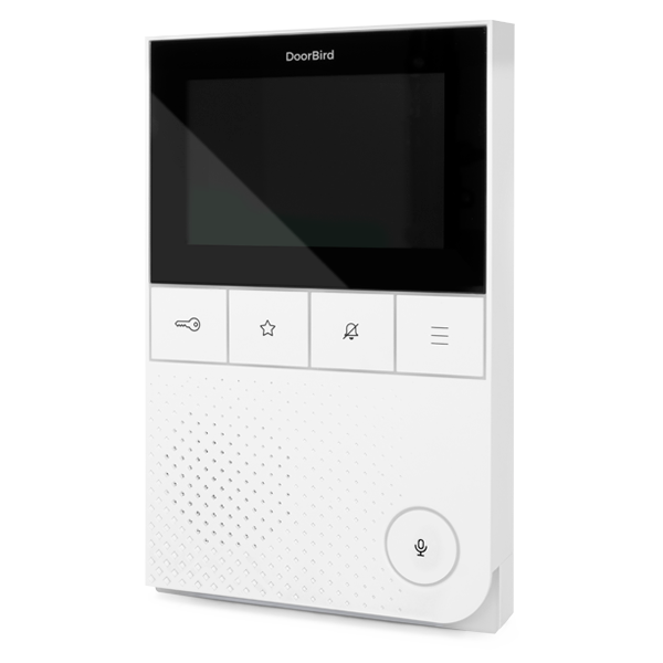 DoorBird IP Video Innenstation A1101, Aufputzmontage