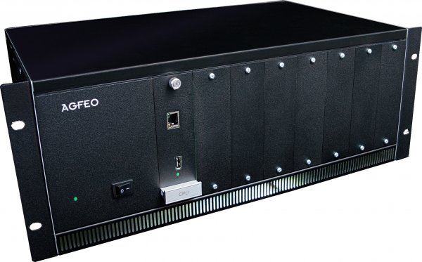 AGFEO All-IP-TK-Anlage ES 770 IT schwarz