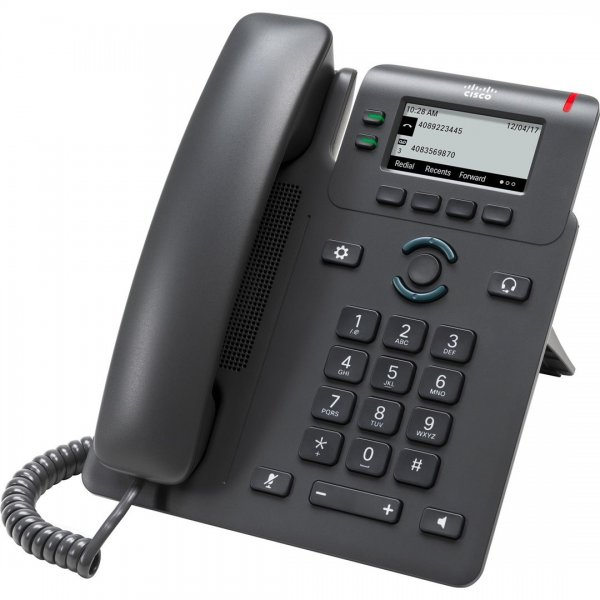 CISCO IP-Phone 6821 (Multiplattform)