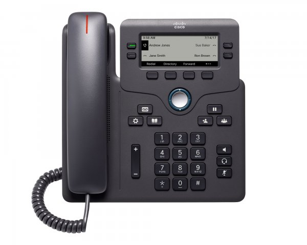 CISCO IP-Phone 6841 (Multiplattform)