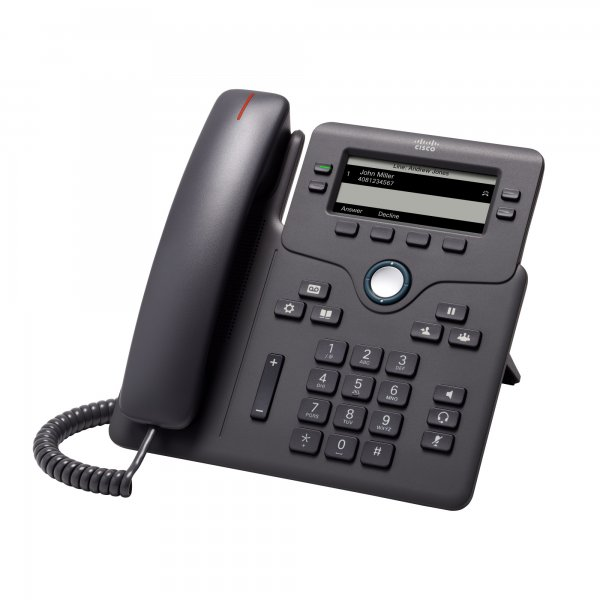 CISCO IP-Phone 6851 (Multiplattform)