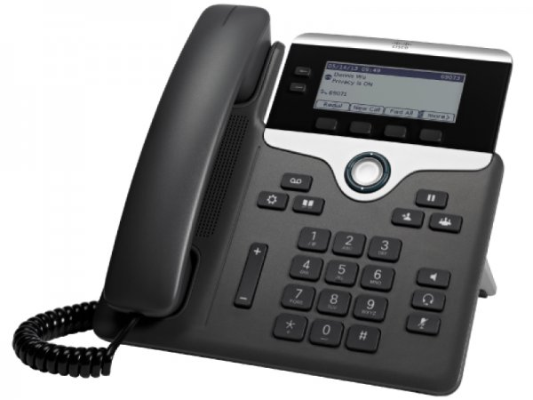 CISCO IP Phone 7841 (Multiplattform)