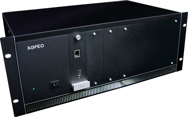 AGFEO All-IP-TK-Anlage ES 730 IT schwarz