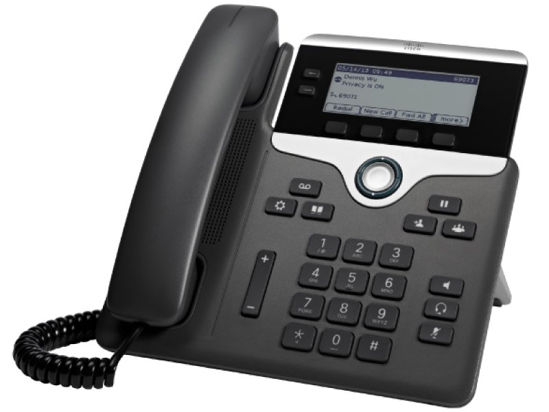 FONPROFI: CISCO IP Phone 7841 (Multiplattform)