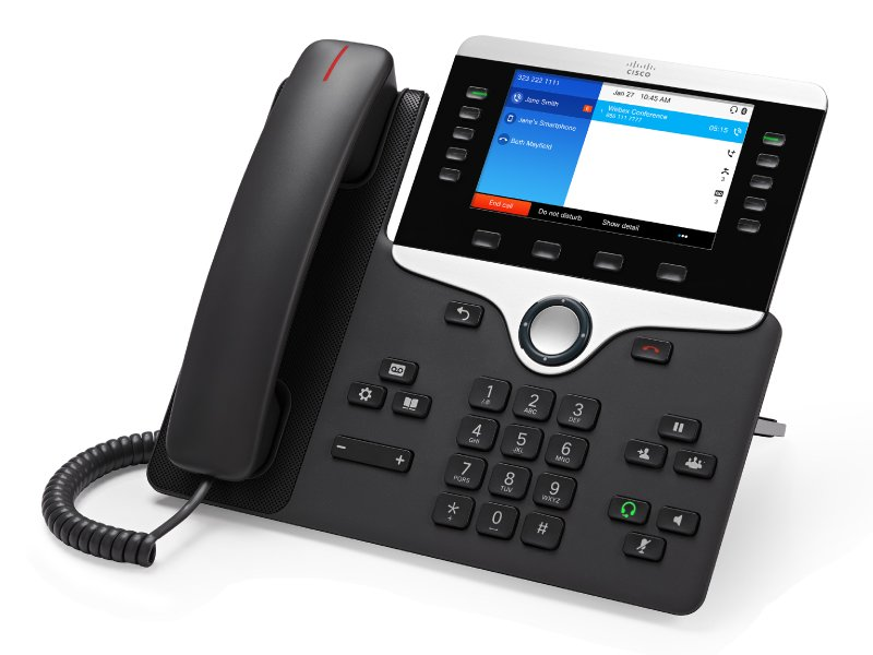 FONPROFI: CISCO IP-Phone 8851 (Multiplattform)